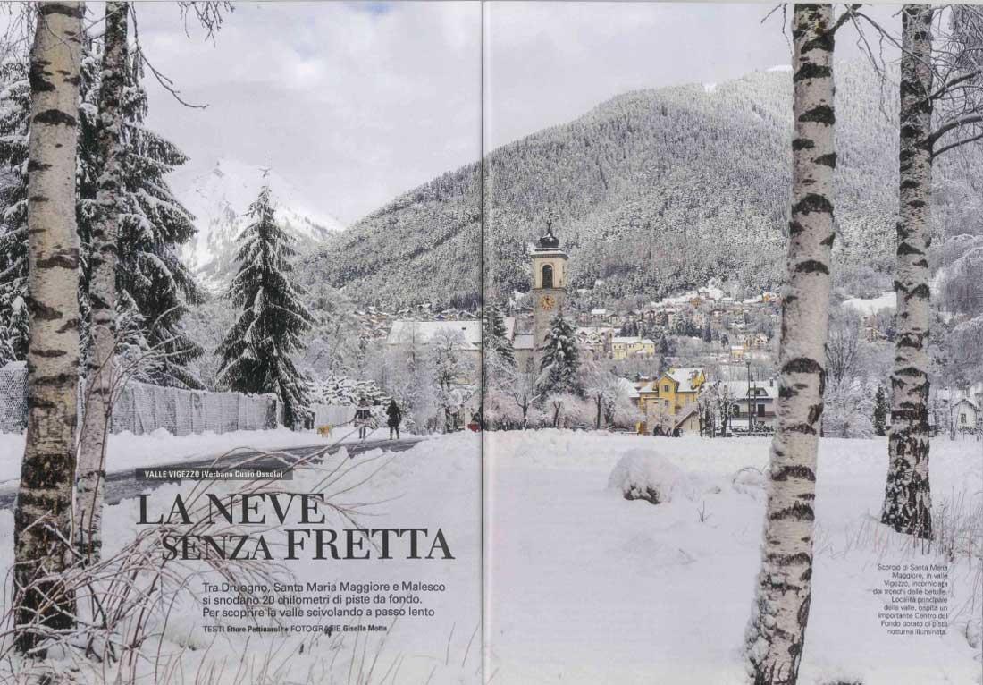 Articolo Bell'Italia Dicembre 2016